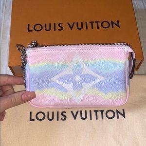 Louis Vuitton Escale Mini Pochette Accessories